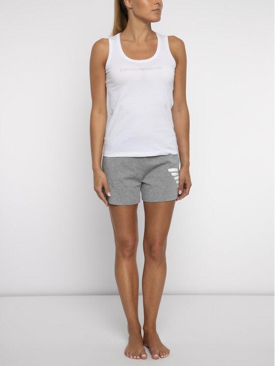 Emporio Armani Underwear Emporio Armani Underwear Топ 163319 9P263 00010 Бял Slim Fit