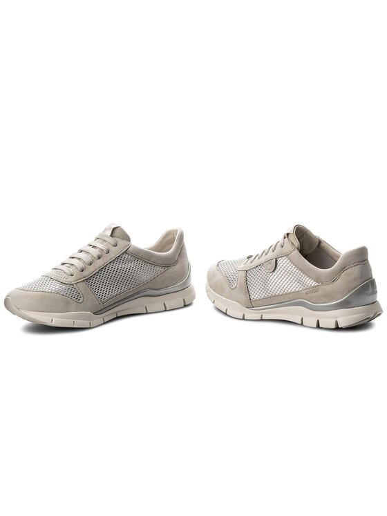 Geox Geox Sneakersy D Sukie A D52F2A 021GN C1008 Beżowy