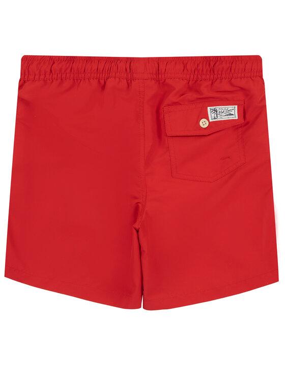 Polo Ralph Lauren Polo Ralph Lauren Plavecké šortky Spring I 321785582 Červená Regular Fit