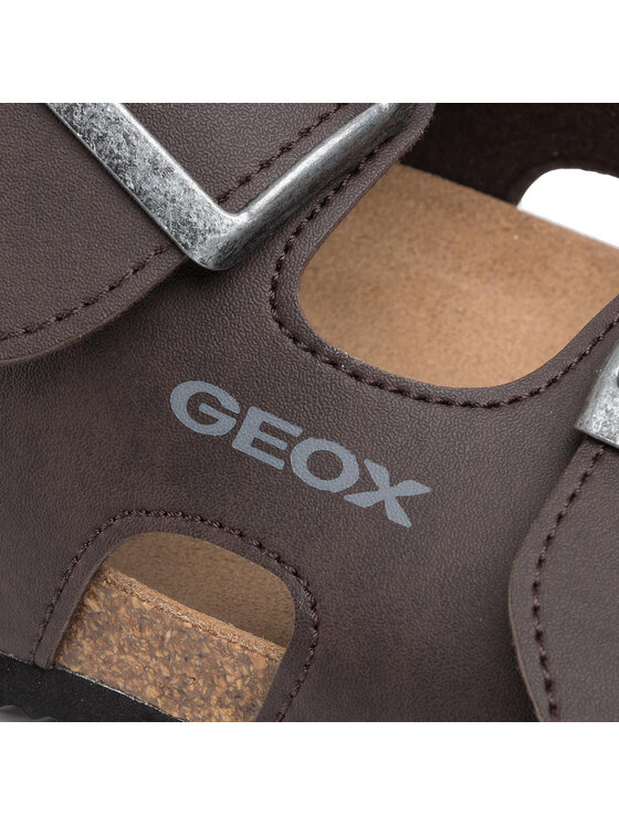 Geox Geox Șlapi U Sandal Ghita A U029VA 000BC C6009 Maro
