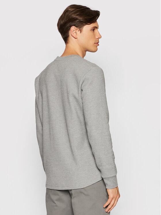 Calvin Klein Calvin Klein Суитшърт Lightweight K10K107338 Сив Regular Fit