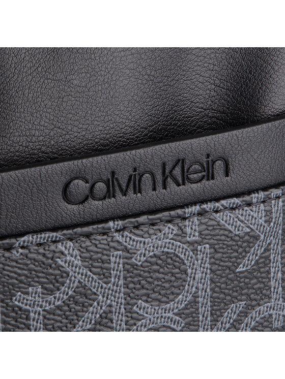Calvin Klein Calvin Klein Torba na laptopa Ck Mono 1 Gusset Laptop Bag K50K504345 Czarny