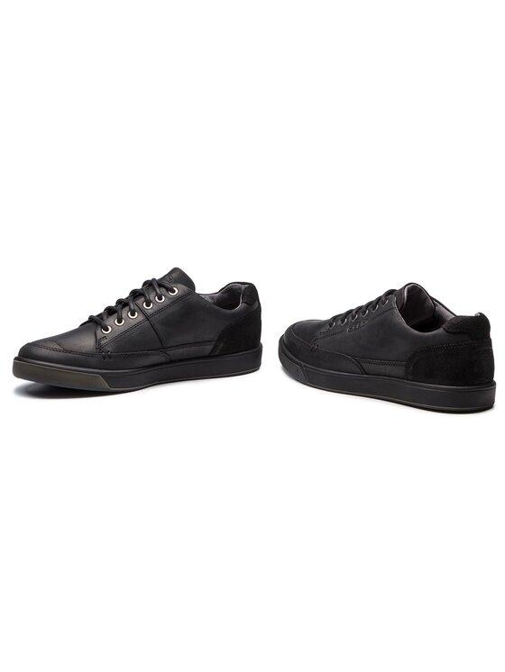 Keen Keen Półbuty Glenhaven Sneaker 1019513 Czarny