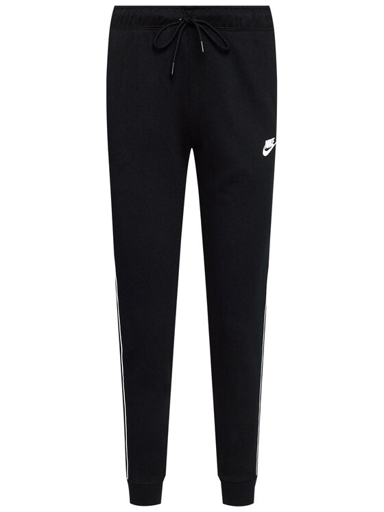Nike Nike Spodnie dresowe Sportswear Fleece Jogger CZ8340 Czarny Standard Fit