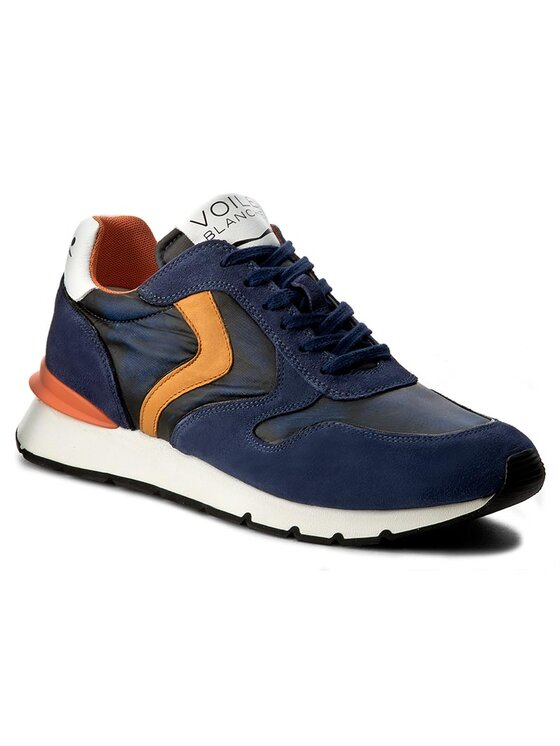 Voile Blanche Voile Blanche Sneakers Liam Race 0012011204.01.9103 Bleu marine
