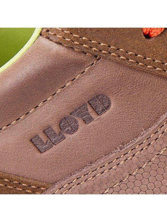 Lloyd Lloyd Αθλητικά Egilio 16-403-14 Καφέ