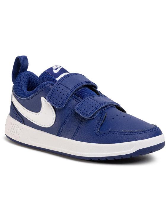 Nike Nike Buty Pico 5 (PSV) AR4161 400 Granatowy