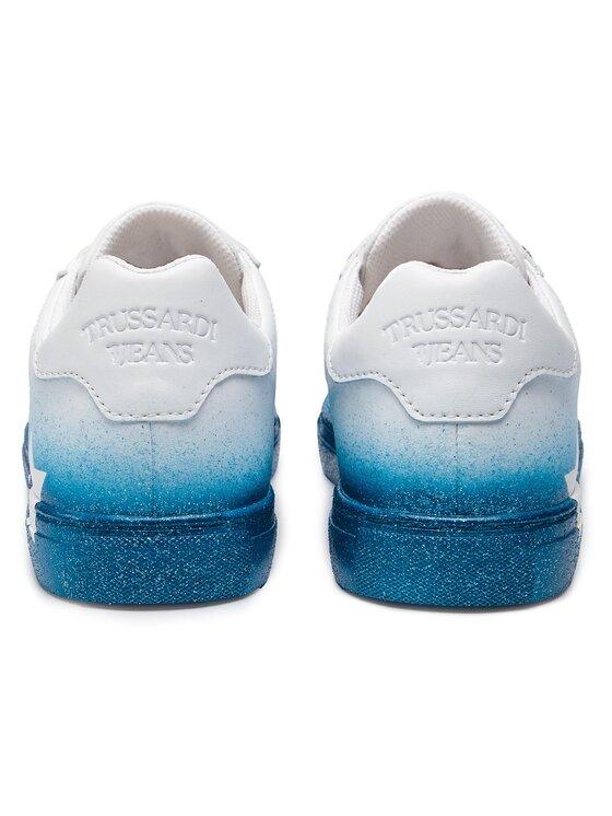 Trussardi Trussardi Jeans Αθλητικά 79A00314 Λευκό
