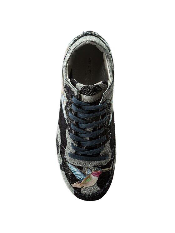 Philippe Model Philippe Model Sneakers Etoile TBLD BJ01 Bleumarin