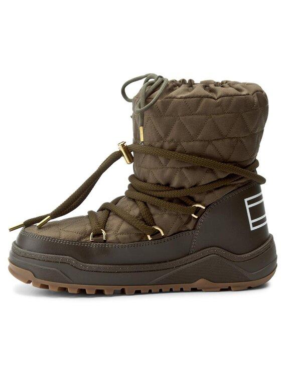 Tommy Hilfiger Tommy Hilfiger Schuhe Wanda 6D FW56822020 Grün