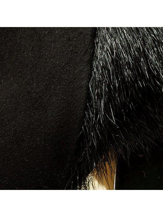 Furla Furla Polokozačky Scoop 913883 S YA29 SGH Černá