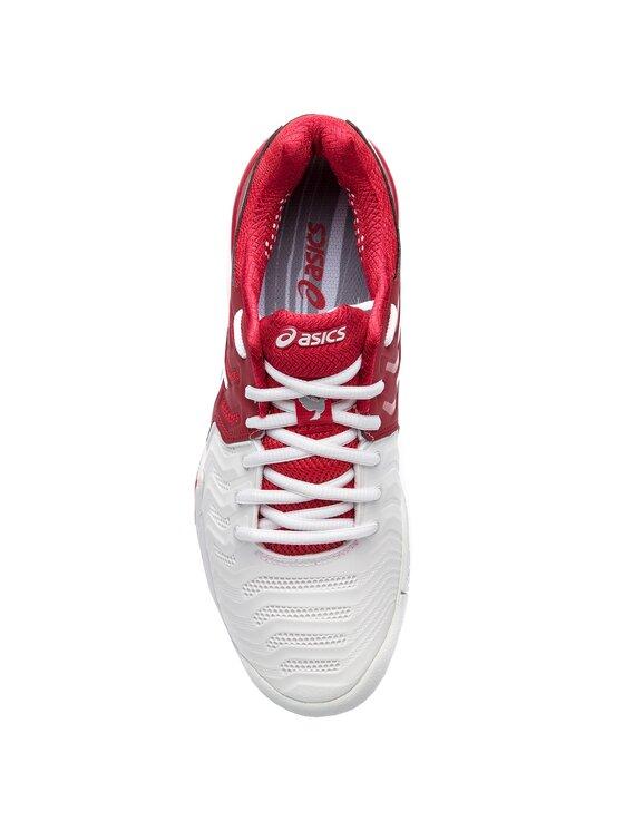 Asics Asics Pantofi Gel-Resolution Novak E805N Alb