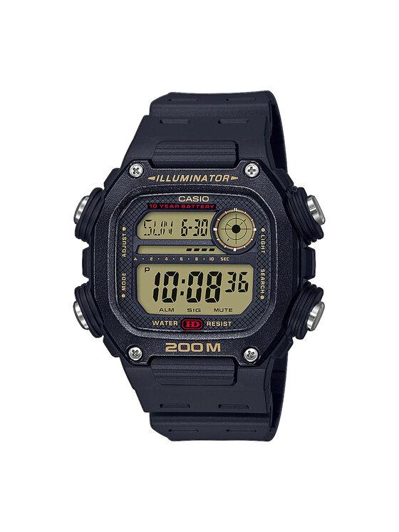 Casio Laikrodis DW-291H-9AVEF Juoda