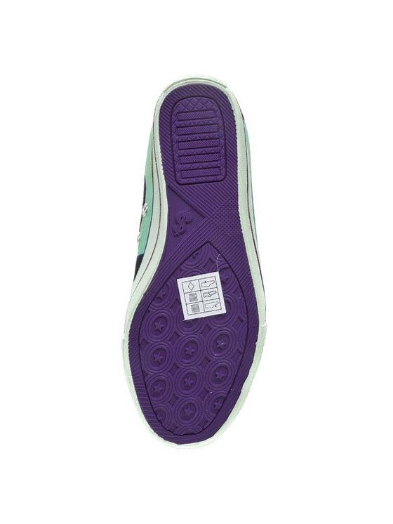 Skechers Skechers Sneakersy Gimme - Kisses 39109/GRN Zielony