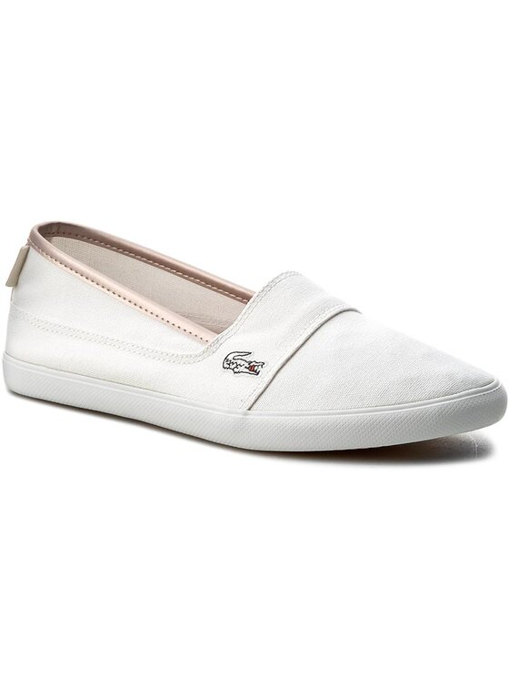 Lacoste Lacoste Гуменки Marice 217 2 CAW 7-33CAW1080001 Бял