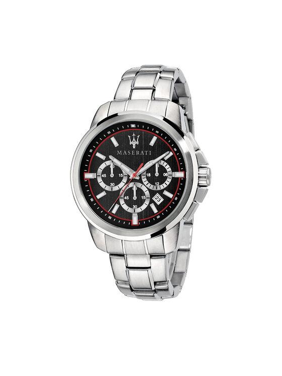 Maserati Laikrodis Successo R8873621009 Sidabrinė