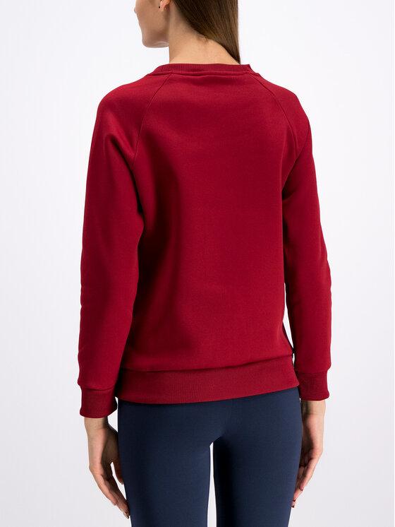Tommy Sport Tommy Sport Bluză Fleece S10S100358 Roșu Regular Fit