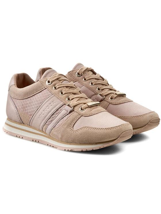 Tommy Hilfiger Tommy Hilfiger Sneakersy Maxine 1A FW56818769 Różowy