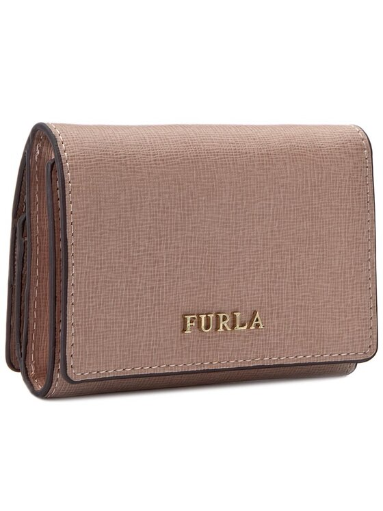 Furla Furla Малък дамски портфейл Babylon 872832 P PR83 B30 Розов