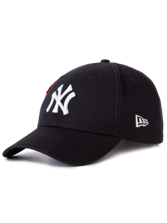 New Era New Era Cappellino Cooperstown Patched 11941706 Blu scuro