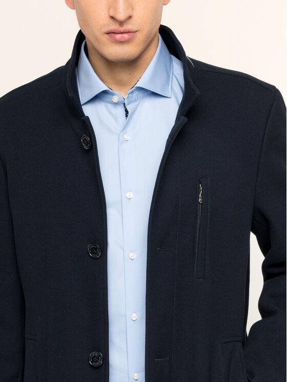 Roy Robson Roy Robson Demisezoninis paltas 1993-98 Tamsiai mėlyna Slim Fit