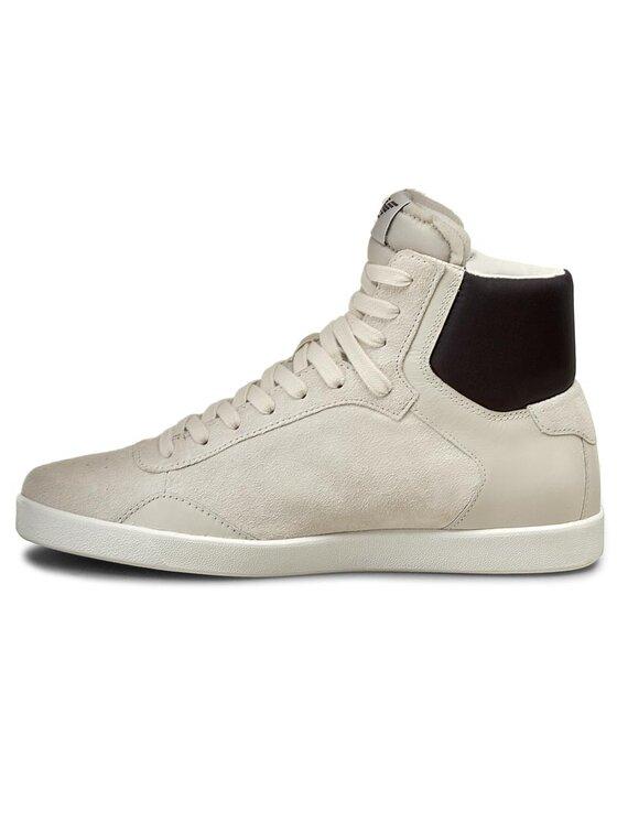 Armani Jeans Armani Jeans Laisvalaikio batai C6564 18 F1 Balta