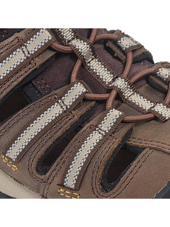 Clarks Clarks Sandále Virtic Run 203585897 Hnedá