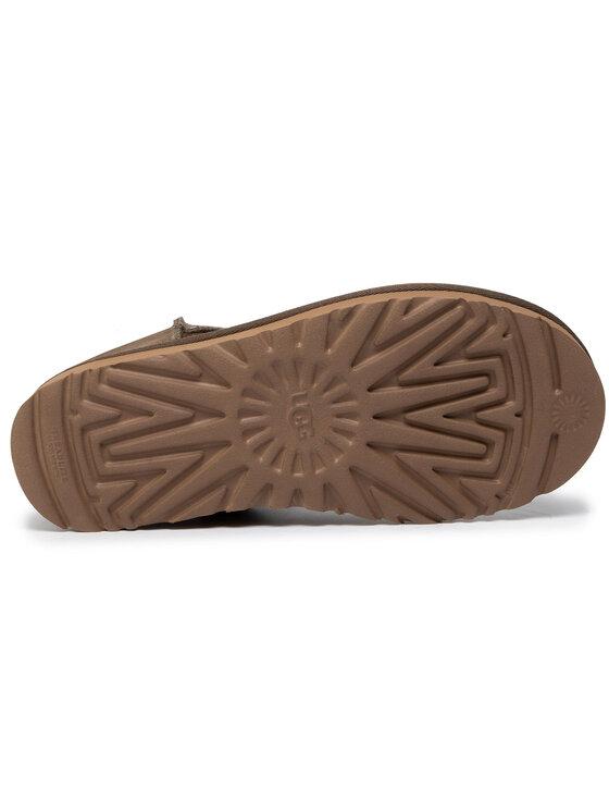 Ugg Ugg Pantofi W Classic Mini II 1016222 Verde