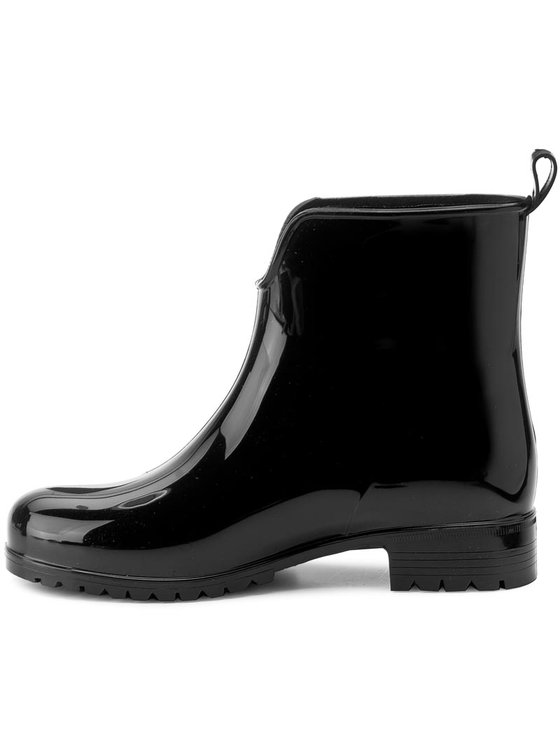 Tommy Hilfiger Tommy Hilfiger Guminiai batai Oxley 12R FW0FW00869 Juoda