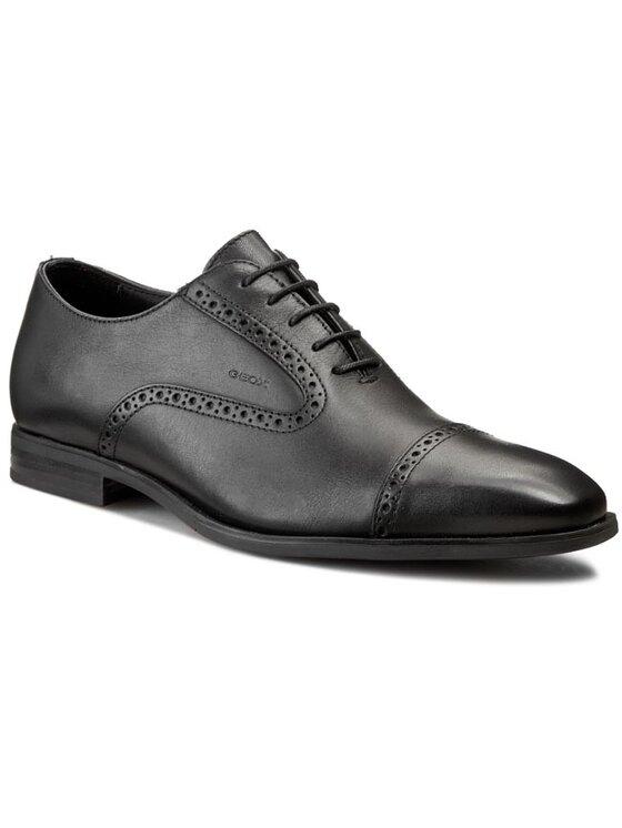Geox Geox Chaussures basses U New Life U44P4E 00043 C9999 Noir