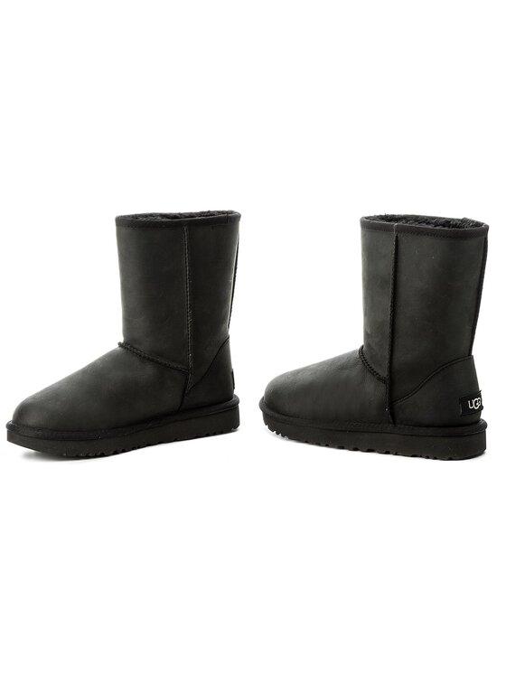 Ugg Ugg Buty Classic Short Leather 1016559 Czarny