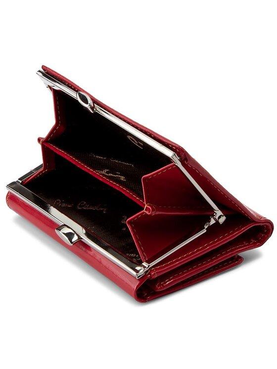 Pierre Cardin Pierre Cardin Голям дамски портфейл 520.20 355 Червен