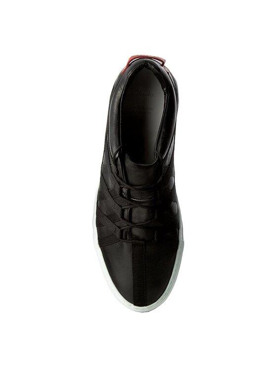 Clarks Clarks Pantofi Laika Run 261261287 Negru