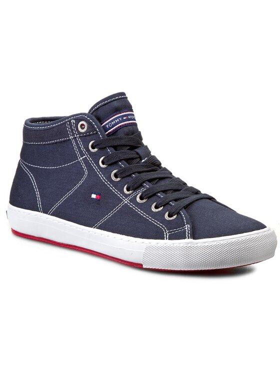 Tommy Hilfiger Tommy Hilfiger Κλειστά παπούτσια Walker 2D FM56819059 Μπλε