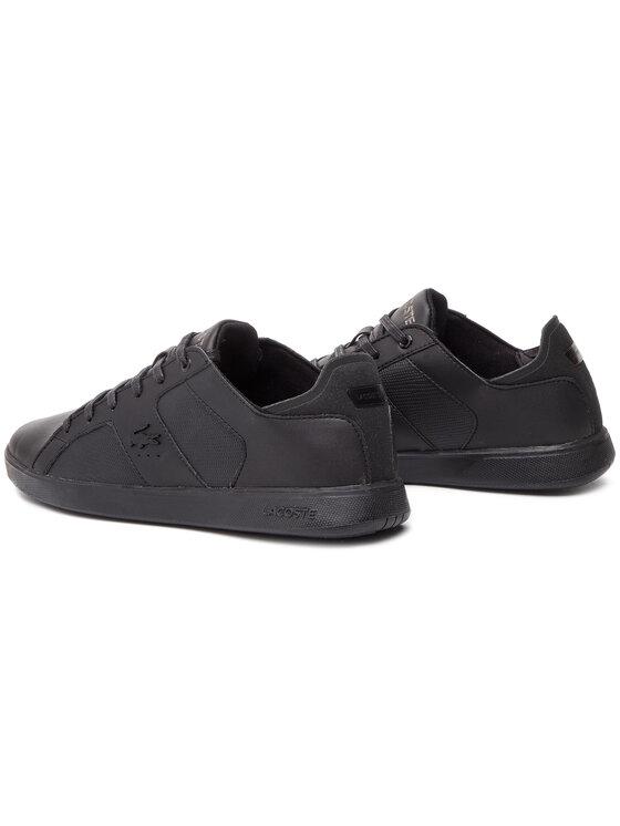 Lacoste Lacoste Sneakersy Novas 119 4 Sma 7-37SMA004002H Černá