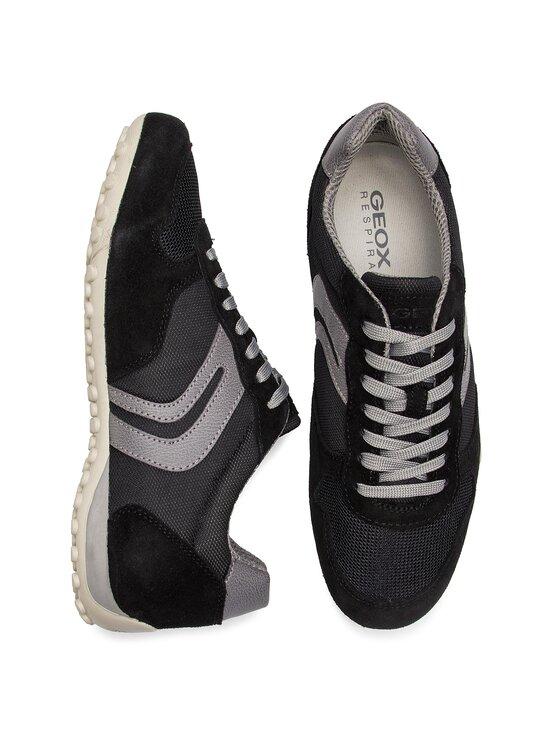 Geox Geox Sneakers U Snake C U7207C 01422 C0017 Nero