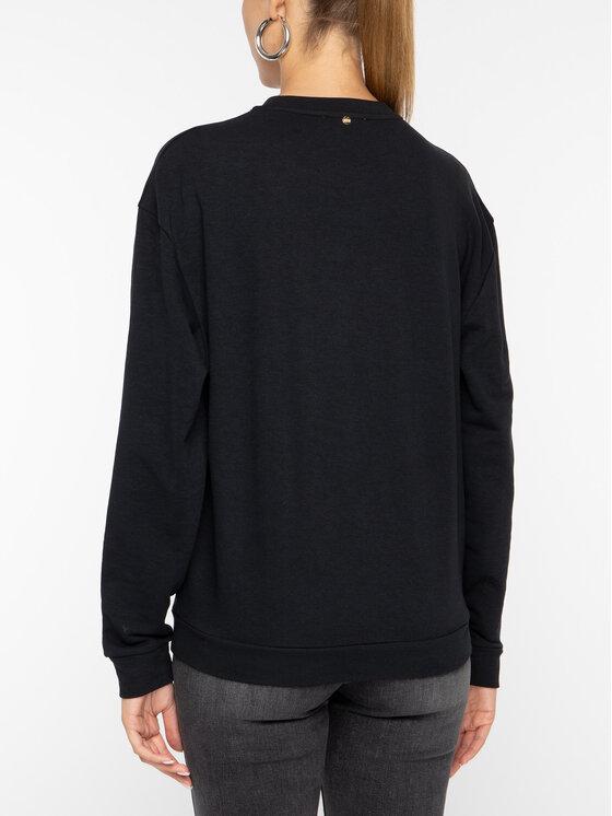 Silvian Heach Silvian Heach Sweatshirt CVA19394FE Noir Regular Fit