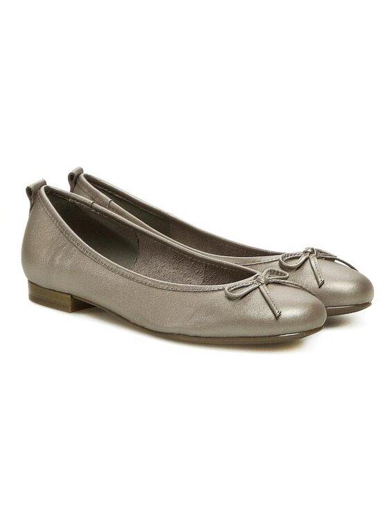 Tamaris Tamaris Ballerinas 1-22122-22 Grau