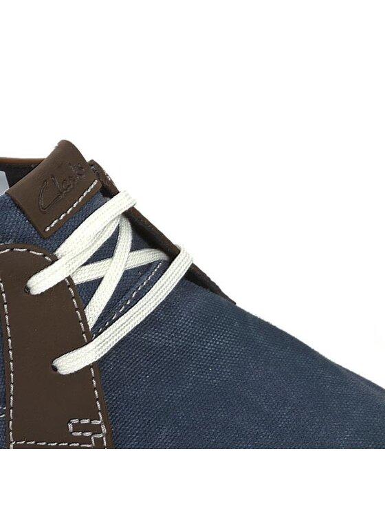 Clarks Clarks Обувки Neelix Vibe 203587027 Син