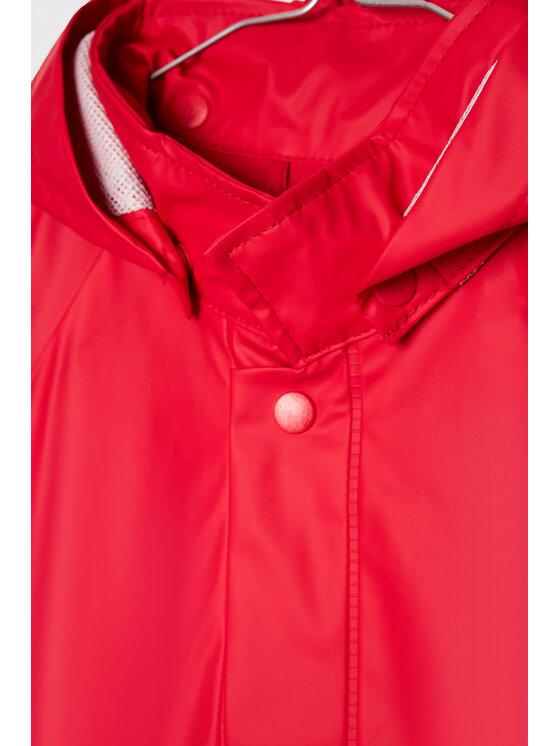 Playshoes Playshoes Nepremokavá bunda 408638 M Červená Regular Fit