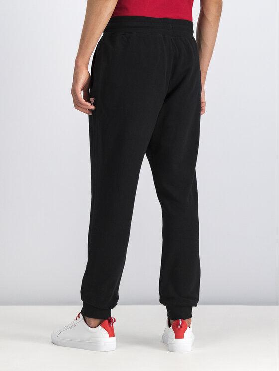 Guess Guess Pantaloni da tuta M93B23 K8S40 Nero Regular Fit