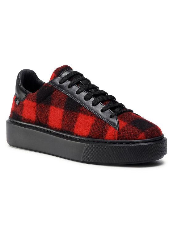 Woolrich Laisvalaikio batai WFW202.576.3600 Raudona