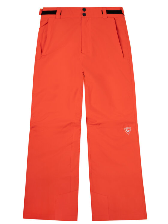 Rossignol Rossignol Παντελόνι σκι RLIYP03 Κόκκινο Regular Fit