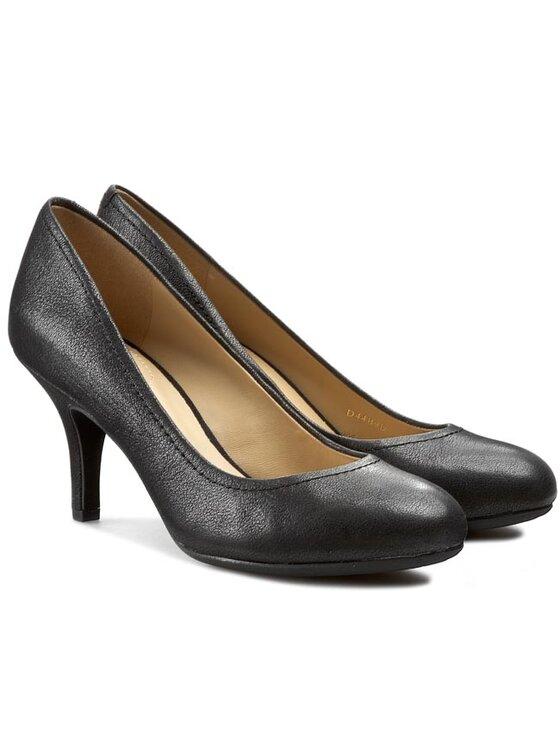 Geox Geox Κλειστά παπούτσια D Donyale D D44B9D 000MW C9999 Μαύρο