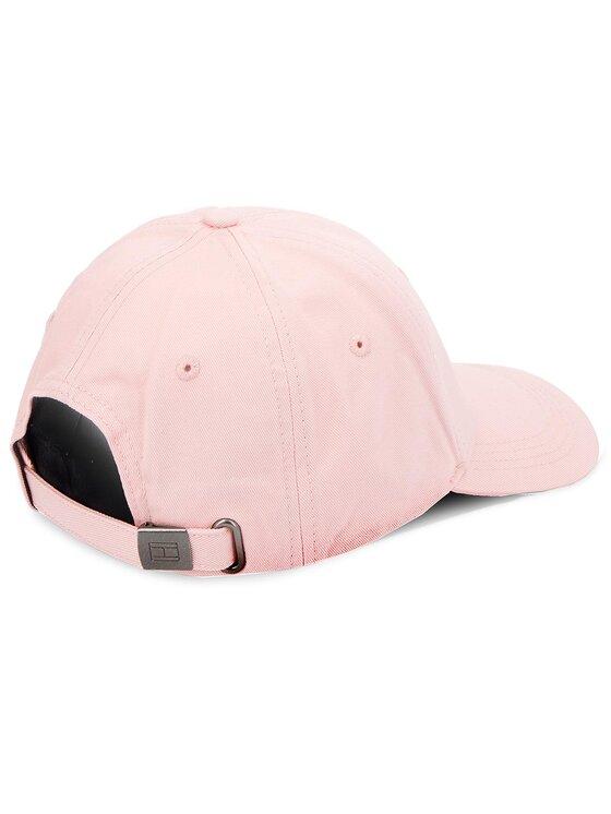 Tommy Hilfiger Tommy Hilfiger Καπέλο Jockey Classic Bb Cap AW0AW06020 Ροζ