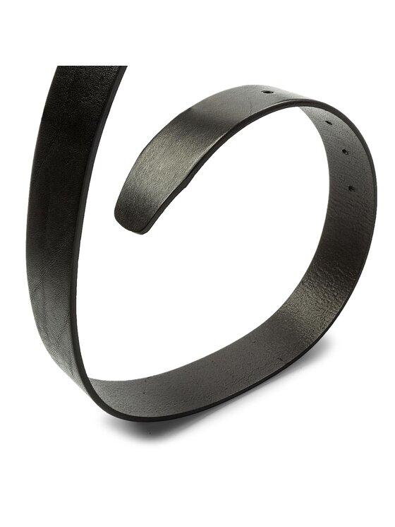Tommy Hilfiger Tommy Hilfiger Férfi öv Adjustable Belt 3.5 AM0AM03302 85 Fekete