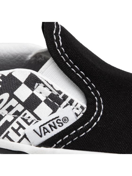 Vans Vans Tenisówki Classic Slip-On VN0A4BUT3WI1 Czarny