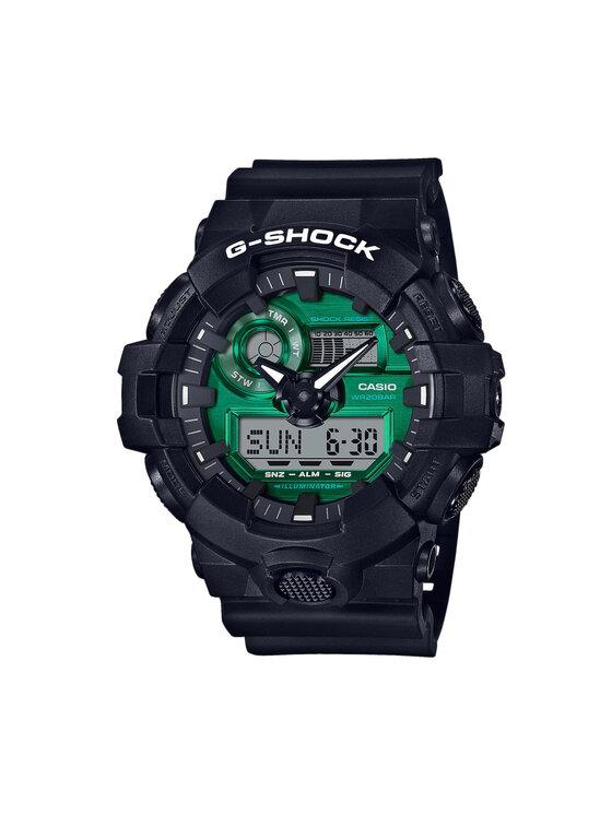 G-Shock Laikrodis GA-700MG-1AER Juoda