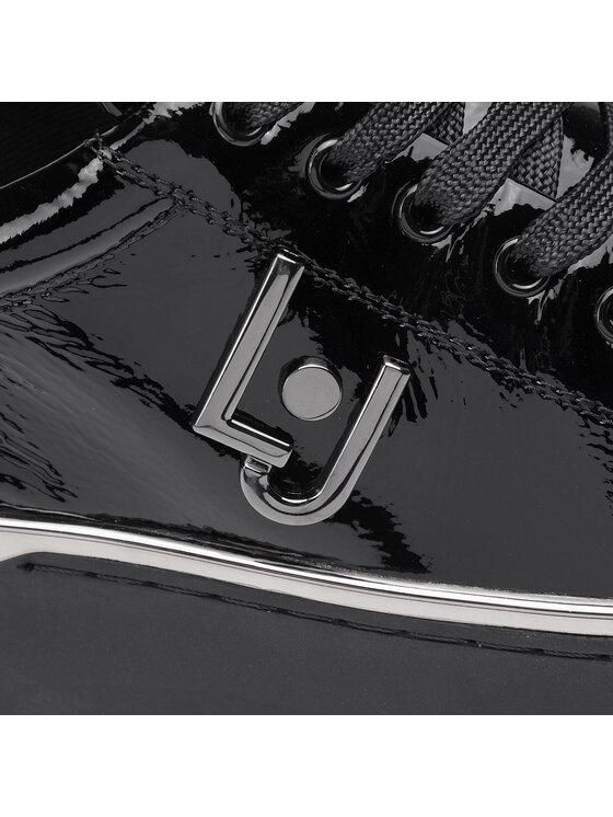 Liu Jo Liu Jo Sneakers Silvia 01 B69015 P0131 Schwarz