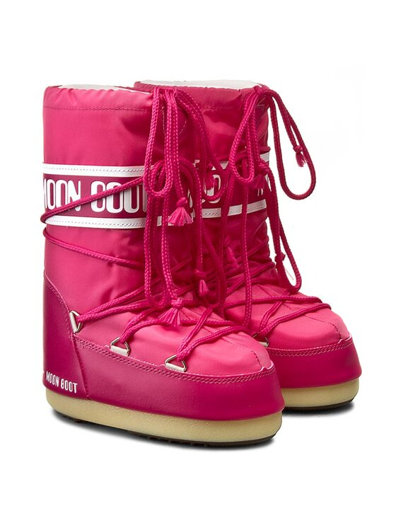 Moon Boot Moon Boot Sněhule Nylon 1404400062 Růžová